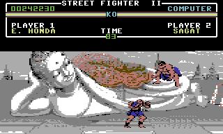 Street Fighter II - C64-Wiki