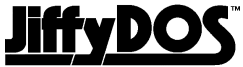 JiffyDOS Logo