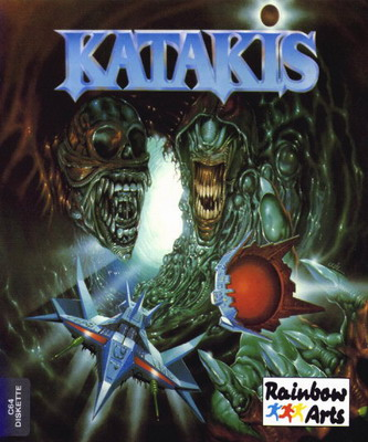 "... Front cover of ""Katakis"" ..."