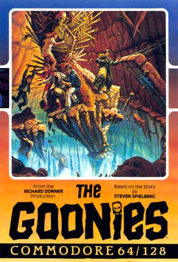 """Cover"" of The Goonies"