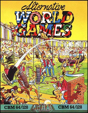 """Cover"" of Alternative World Games"