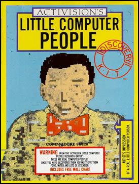 Cover of Little Computer People