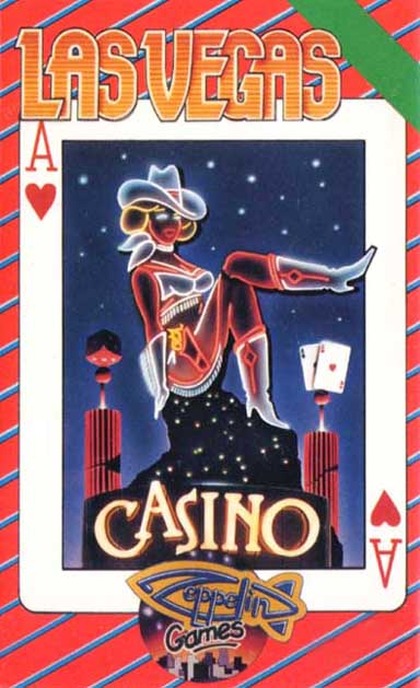 """Cover"" of the game Las Vegas Casino"