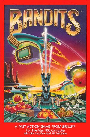 """Front cover (Atari XL)"""
