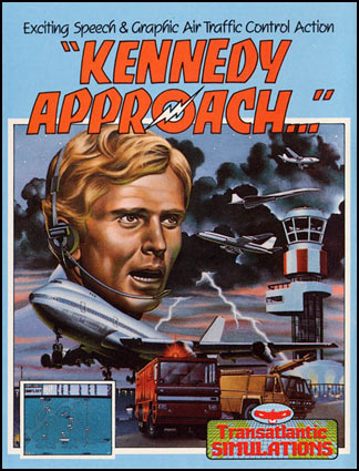 Cover of Kennedy Approach
