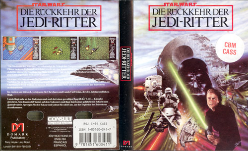German Tape Cover