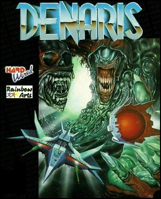 "... Front cover of ""Denaris"" ..."