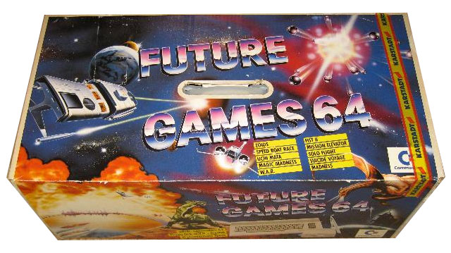 Future Games 64 package