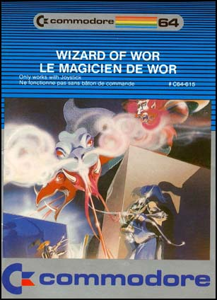 Cover of 'Wizard of Wor'