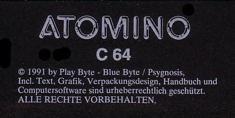 """""""Disk label"""""""
