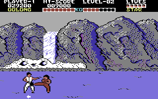 Yie Ar Kung-Fu - C64-Wiki