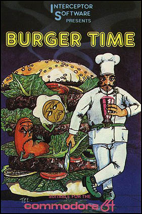 Burger time cover.jpg