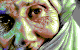 Image result for VIC-II graphics c64 multicolor examples