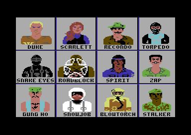 G I  Joe - C64-Wiki