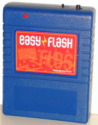Easy Flash Cartridge