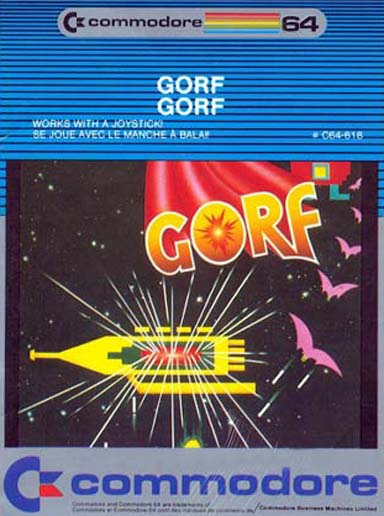 Cover of Gorf
