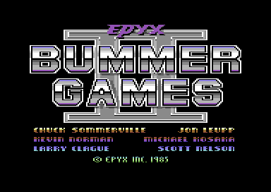 The other title screen!