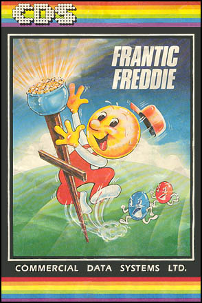 """Cover"" of Frantic Freddie"