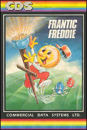 """""""Cover"""" of Frantic Freddie"""