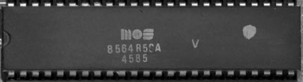 File:MOS Technology 8564R56A.jpg