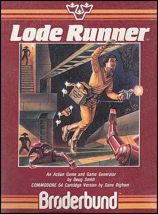 Cover of Lode Runner