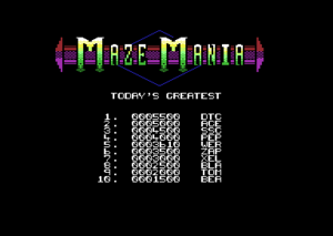 MazeMania-Highscore-Werner.png