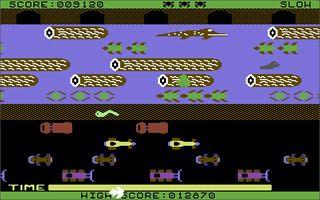 Frogger (Sierra Online, Inc ) - C64-Wiki