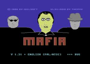 Startscreen of the English version 1.3