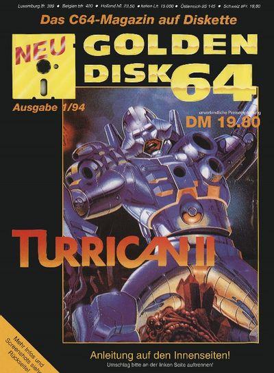 TurricanII GoldenDisk64.jpg