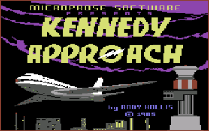 Titleimage from Kennedy Approach