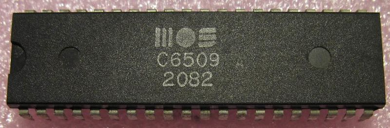 File:MOS Technology C6509.jpg