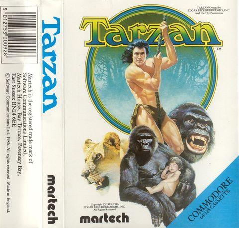 Tarzan - C64-Wiki