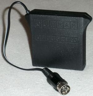 The Currah Speech 64 cartridge