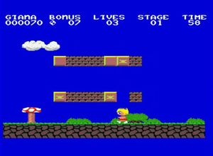 The Great Giana Sisters - C64-Wiki