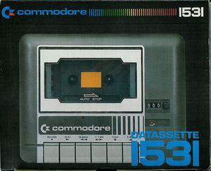 Boxed VIC-1531