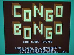 Congo Bongo (1983) - C64-Wiki