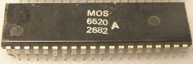 File:MOS Technology 6520A.JPG