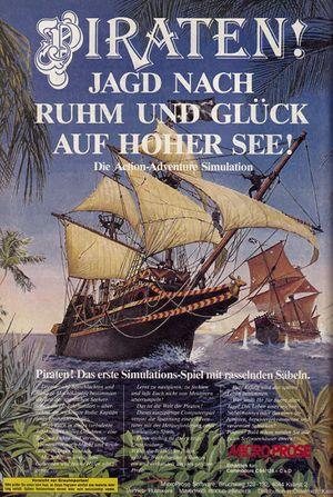 Pirates! - C64-Wiki