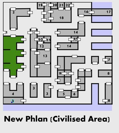 Map of New Phlan