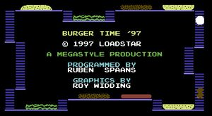 Titleimage from Burger Time
