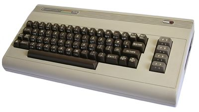 C64 - The classic version breadbox.