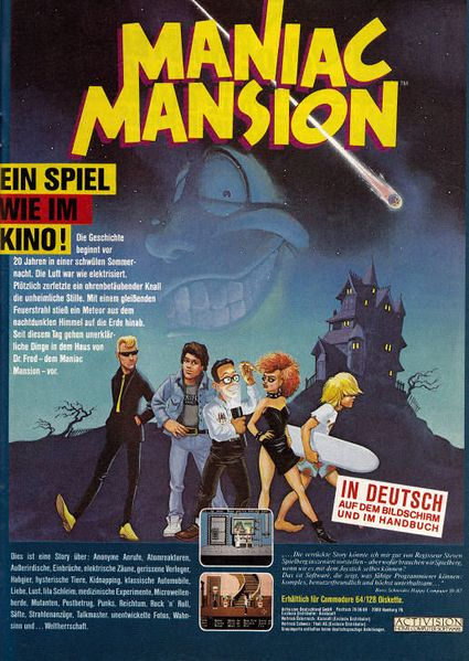 File:ManiacMansion Werbung Bamse.jpg