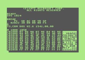 TEDMON - C64-Wiki
