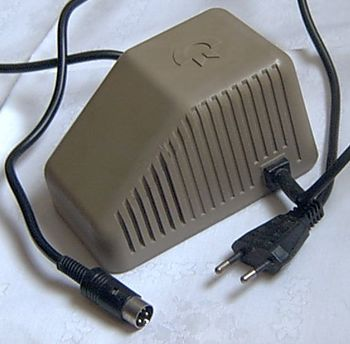 Power supply of the C64