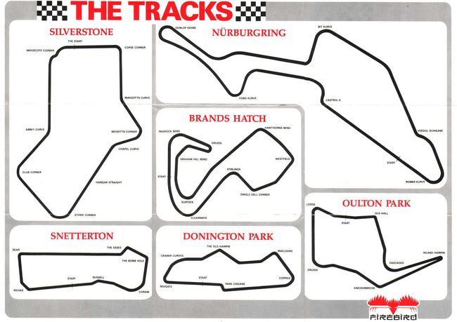 The tracks of Revs+