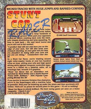 Stunt Car Racer (Microstyle) (UK) Back Cover.jpg