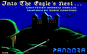 Titleimage from Into the Eagle's Nest