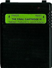 The Final Cartridge 3 (new version)