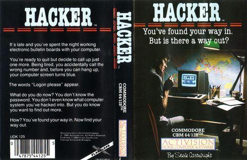 Hacker - C64-Wiki