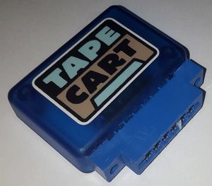 The Tapecart